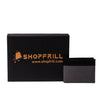 ShopFrill™ Men Genuine Leather Wallet (Grey)