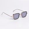 ShopFrill™  Rectangular Men's and Women's Sunglasses with UV protection