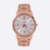 FRILLER Rose Gold Premium Wrist Watch