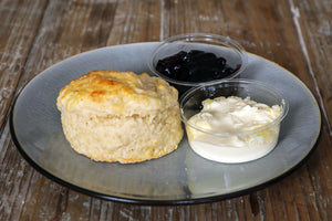 Scone with choice of filling