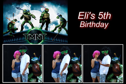 Eli's 5th Birthday