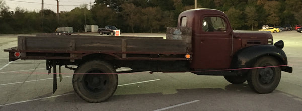 1945 Dodge 1 1/2 ton Flatbed Truck