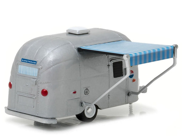 Vintage 'Bambi' Airstream with Awning