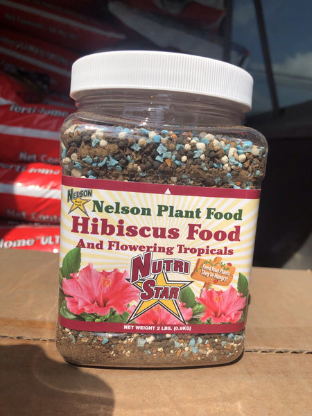 Pre-Order Hibiscus Food 2#  for customer pick up at LAKEWAY Friday 9/11/20 4-6pm