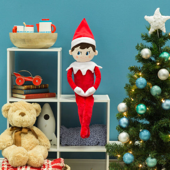 ELF ON THE SHELF PLUSHEE PALS - HUGGABLE BOY