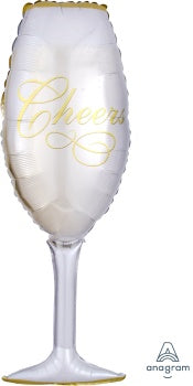 SUPERSHAPE CHAMPAGNE GLASS