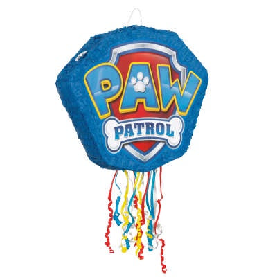 PAW PATROL DRUM POP OUT PINATA