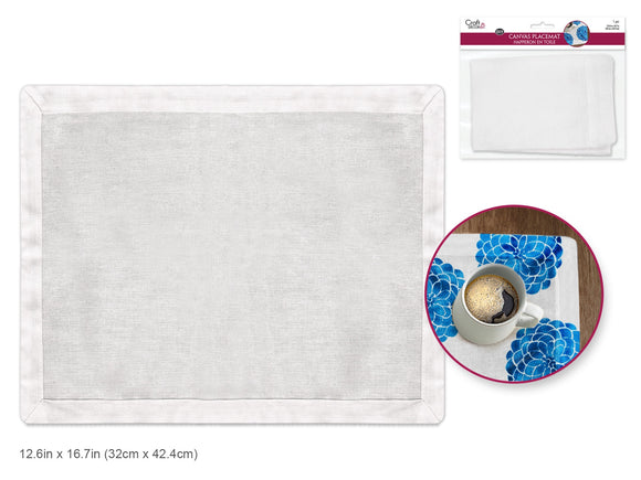 CANVAS CRAFT DIY PLACE MAT