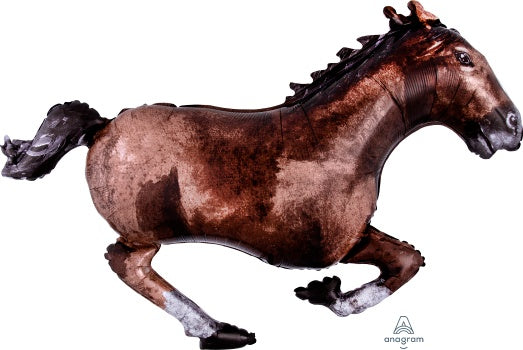 SUPERSHAPE GALLOPING HORSE