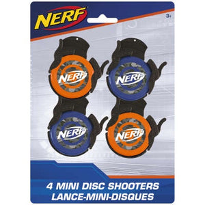 NERF DISC SHOOTERS