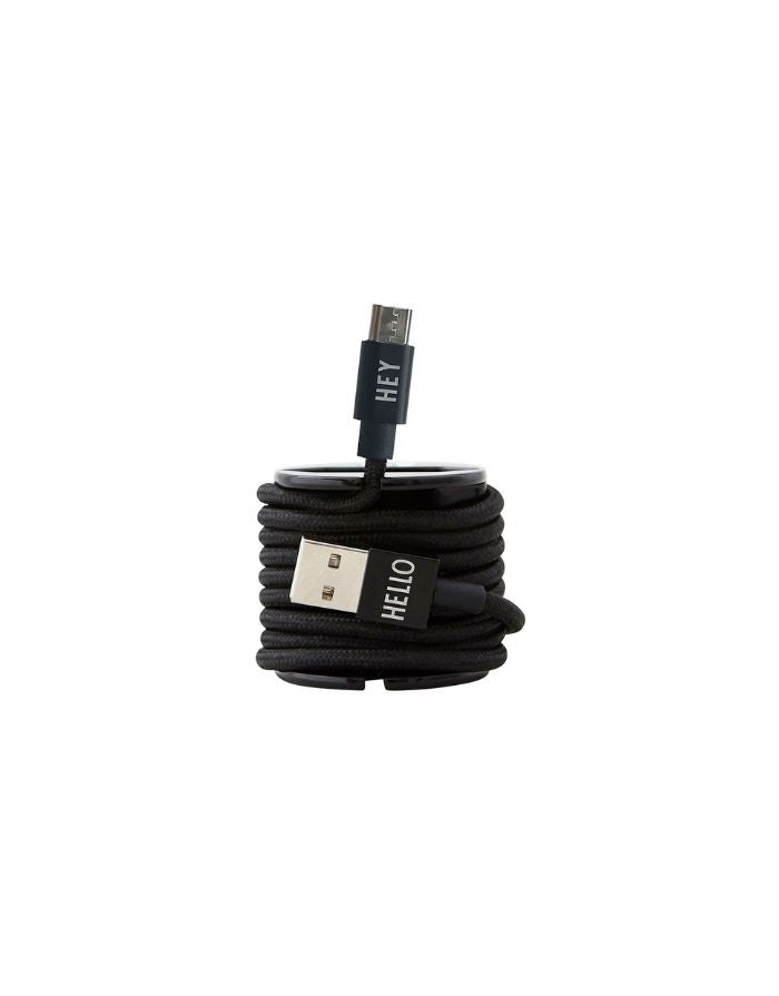 Ladekabel Mikro USB My Cable Black