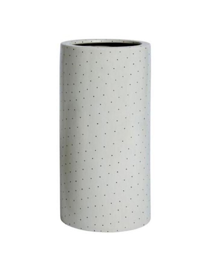 Bodenvase Simple Dots