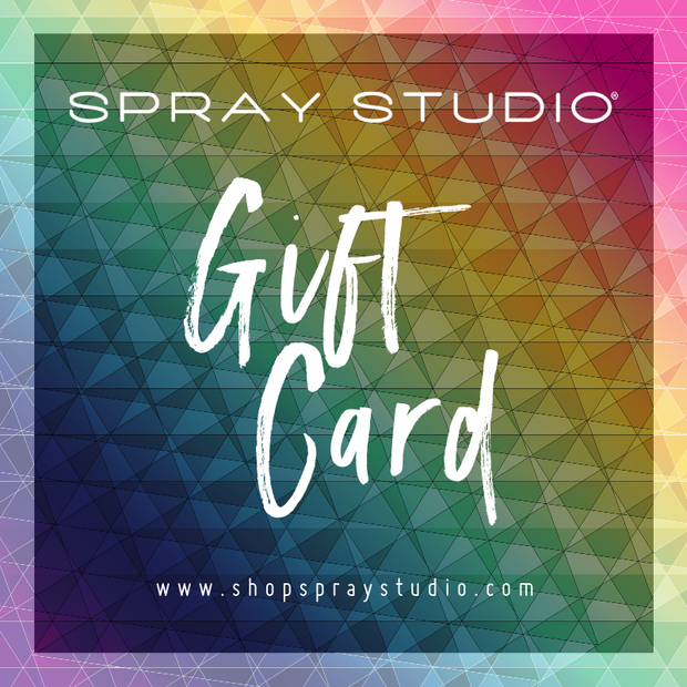 SPRAY STUDIO GIFT CARD, Gift Card, SPRAY STUDIO® | sunless tanning and body care - SPRAY STUDIO® | sunless tanning and body care | art of sunless. life of sun.