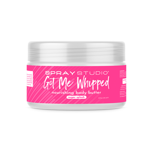 Got Me Whipped Body Butter 'Sugar Splash', Body Butter, Spray Studio - SPRAY STUDIO® | sunless tanning and body care | art of sunless. life of sun.