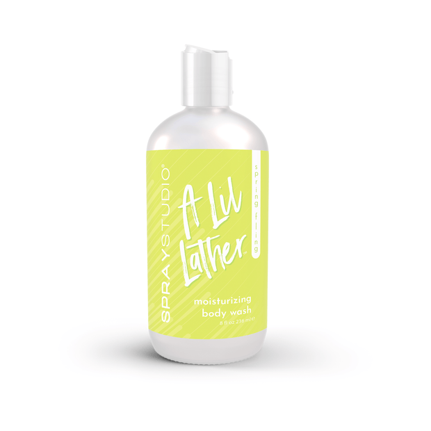 "A Lil Lather Body Wash ""Spring Fling"""