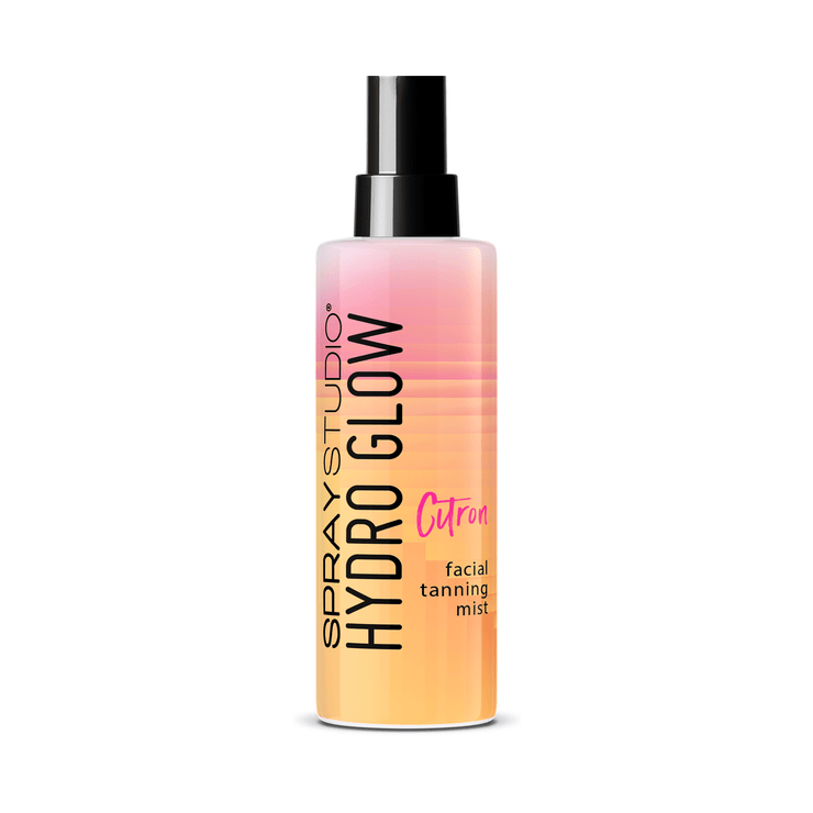 "Hydro Glow Facial Tanning Mist ""Citron"", Hydro Glow, Spray Studio - SPRAY STUDIO® 