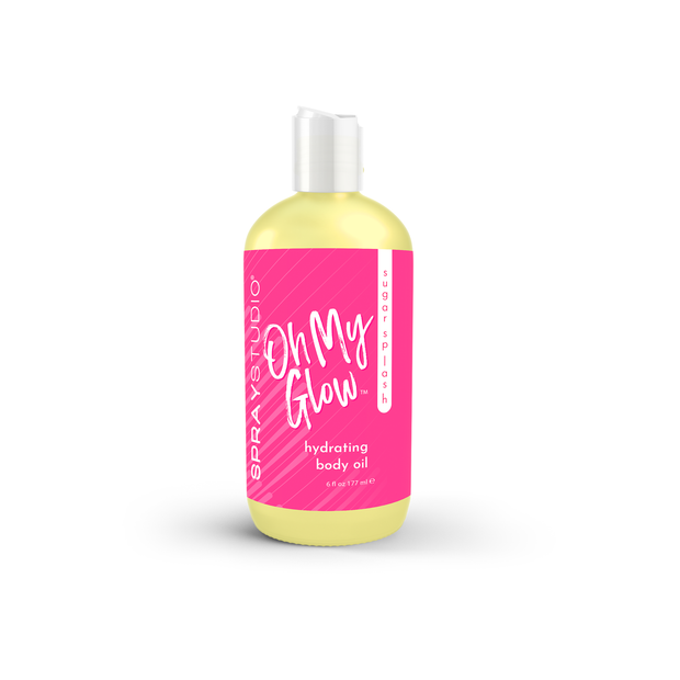 Oh My Glow Body Oil 'Sugar Splash'