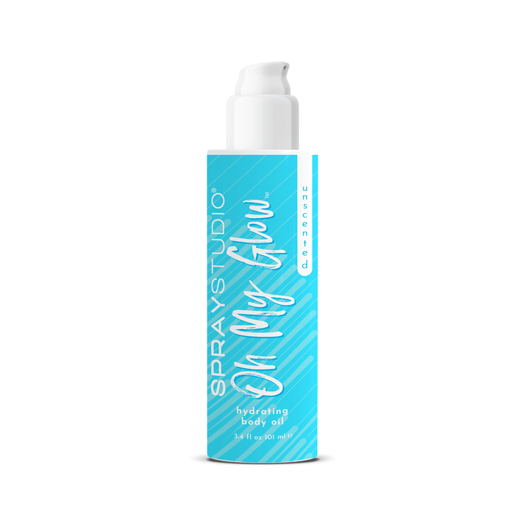 Oh My Glow Body Oil Mini 'Unscented'
