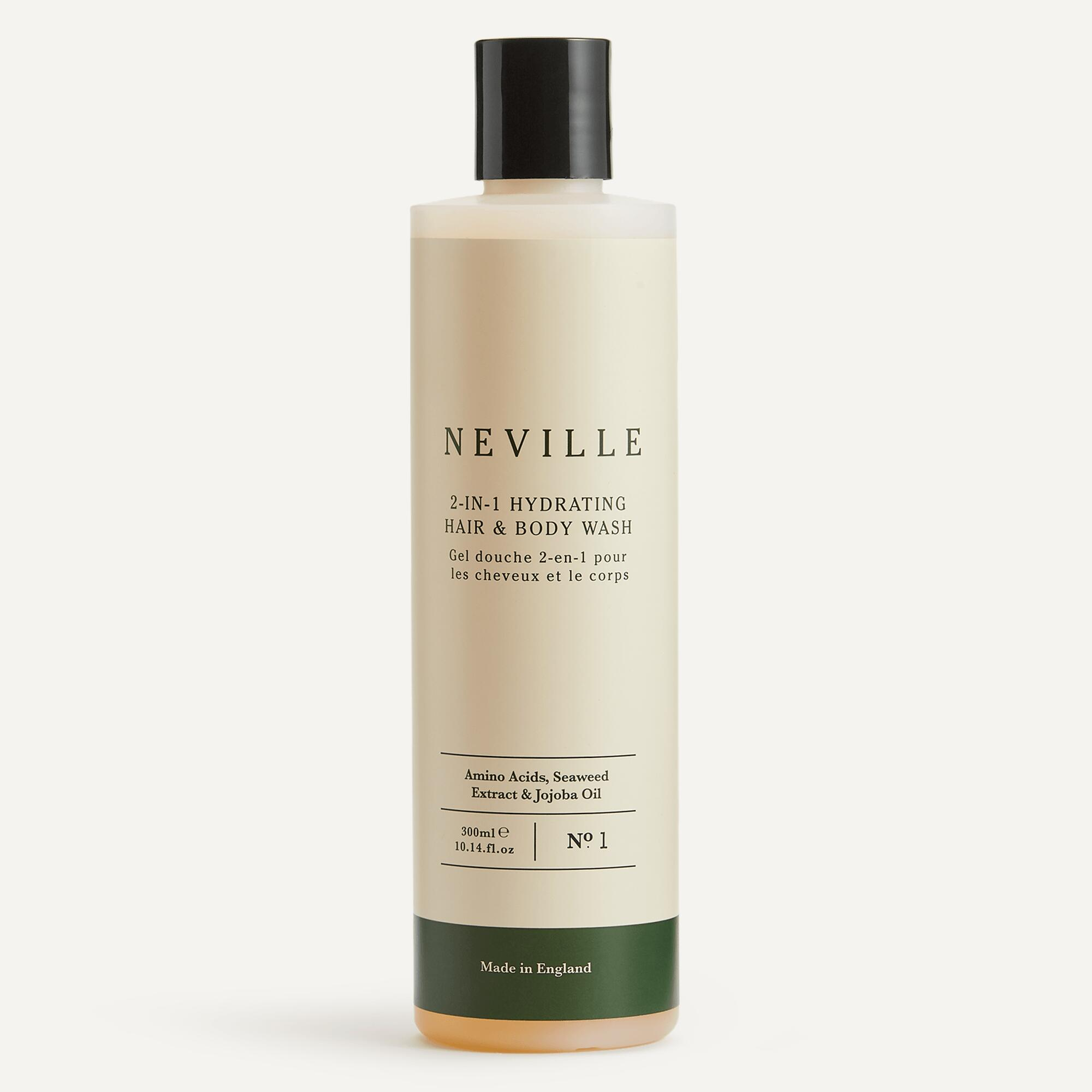 NEVILLE BY COWSHED 2 IN 1 HYDRATING HAIR & BODY WASH
