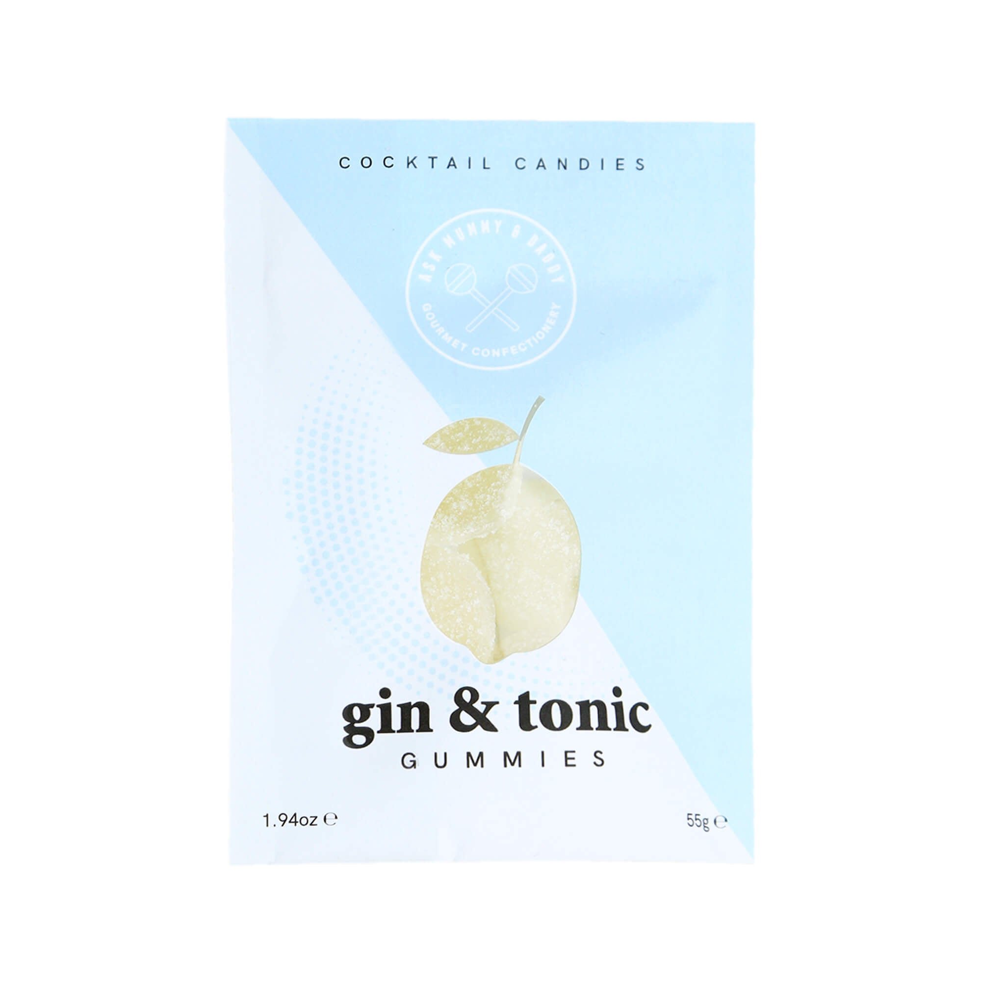 GIN & TONIC GUMMIES BY ASK MUMMY & DADDY