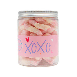 XOXO STRAWBERRY MILKSHAKES BY ASK MUMMY & DADDY