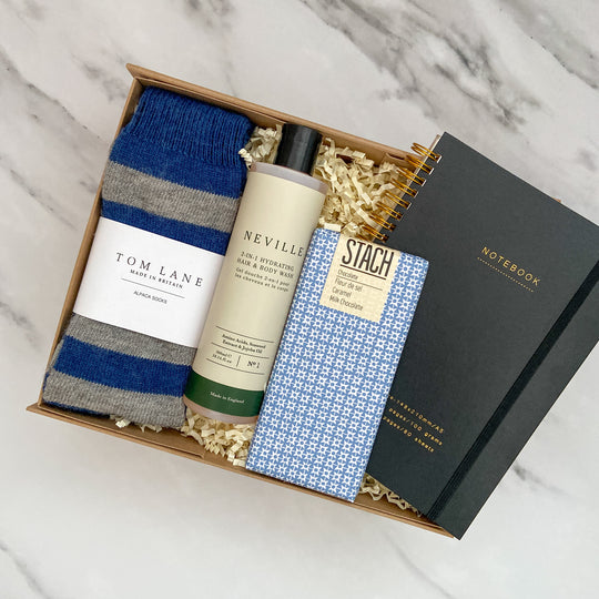 THE MAN GIFT BOX