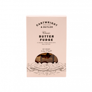 BUTTER FUDGE BY CARTWRIGHT & BUTLER