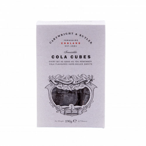 COLA CUBES BY CARTWRIGHT & BUTLER