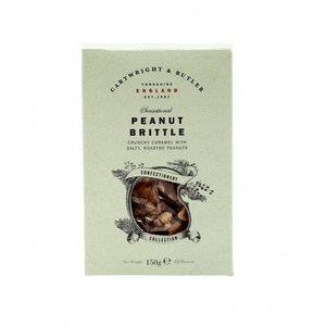 PEANUT BRITTLE BY CARTWRIGHT & BUTLER