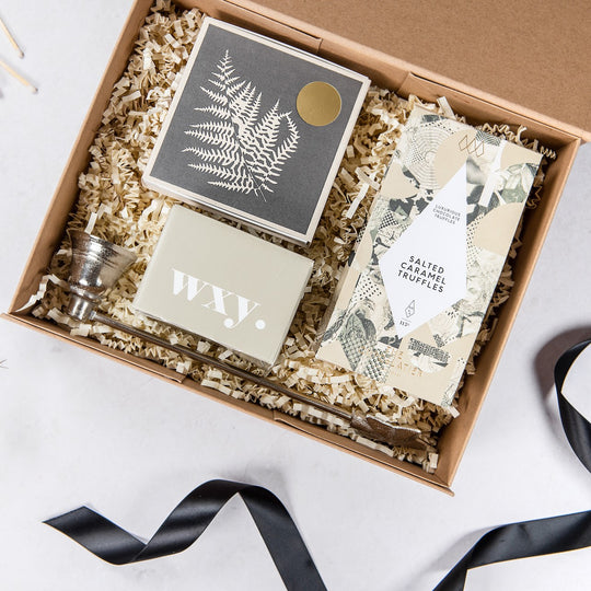 CANDLE LIGHT GIFT BOX