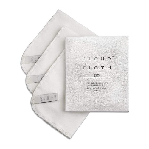 CLOUDCLOTH ORGANIC CLEANSING CLOTHS