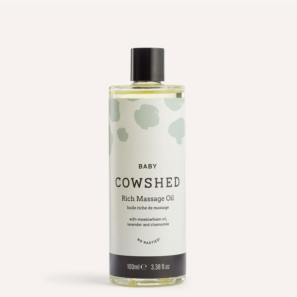 COWSHED BABY RICH MASSAGE OIL