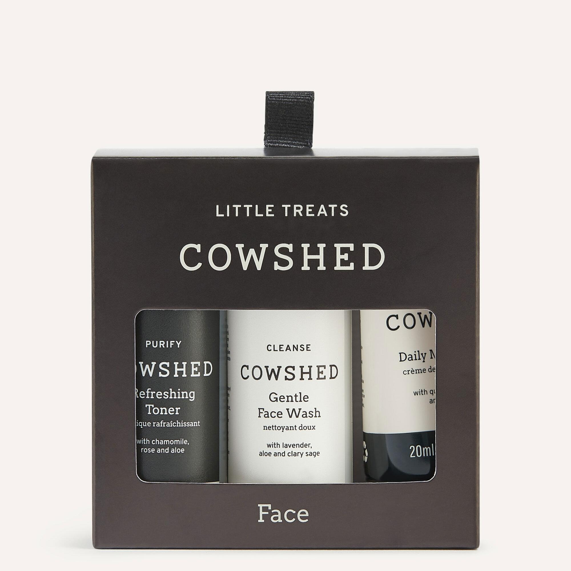 COWSHED LITTLE TREATS - FACE