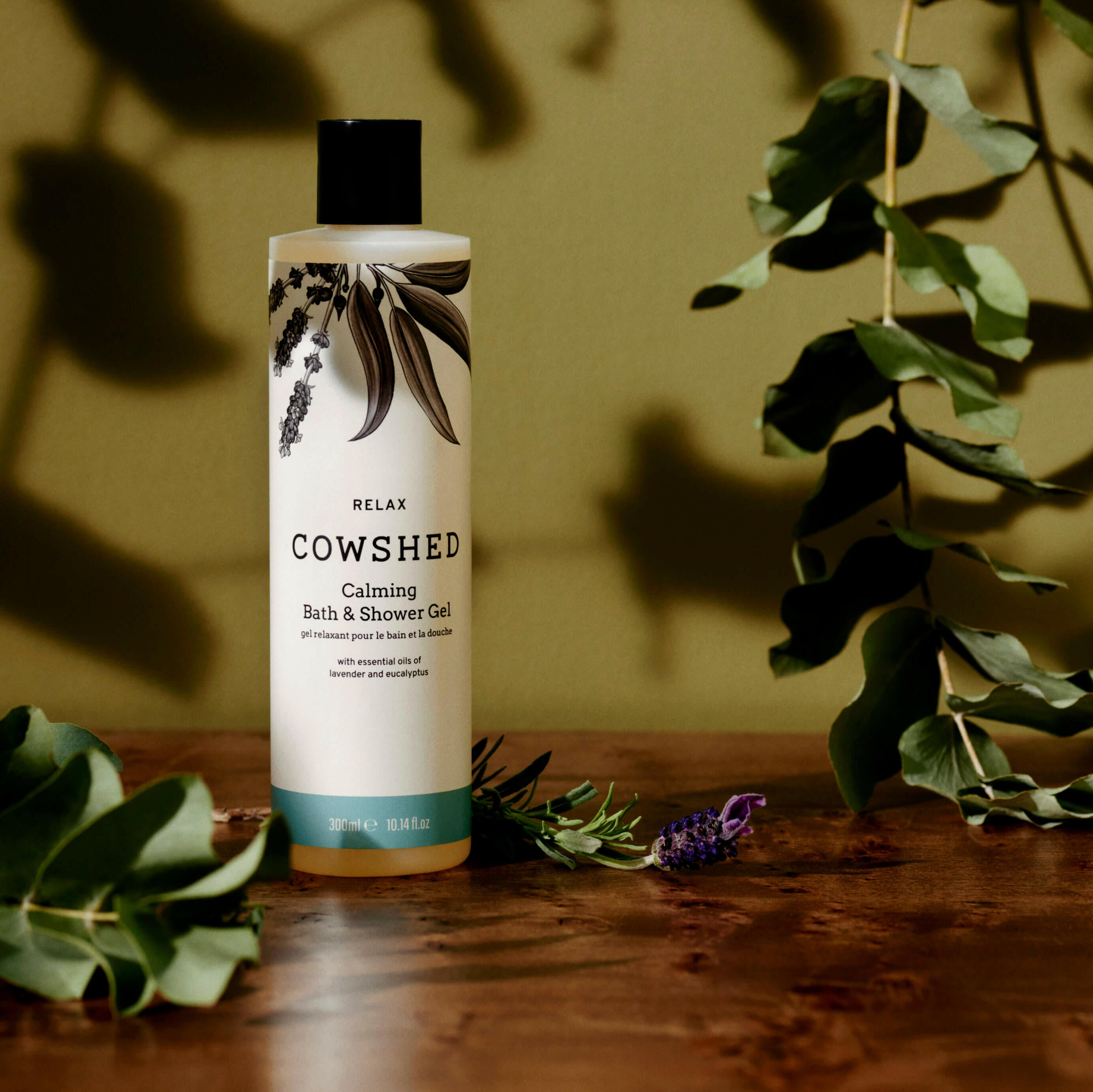 COWSHED RELAX BATH & SHOWER GEL
