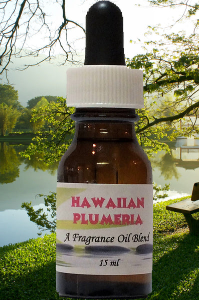 Fragrance Oil-Hawaiian Plumeria