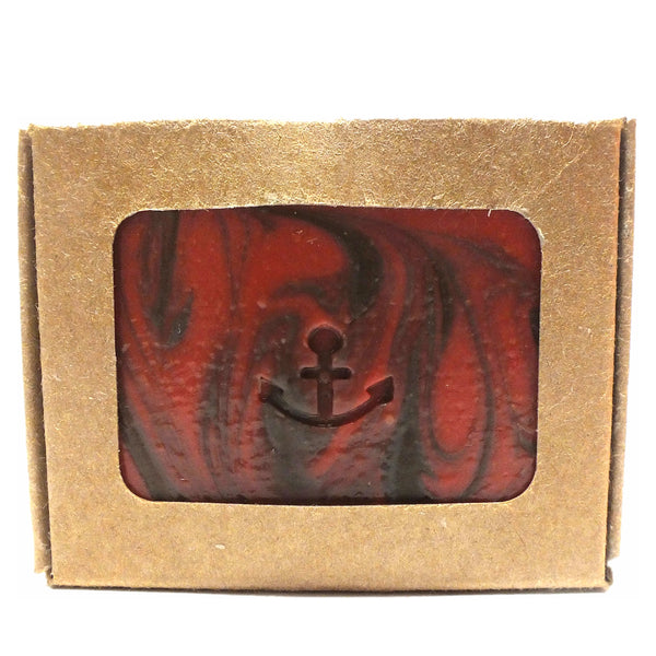 Boxed Soap-Chocolate Rose