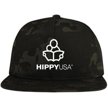 Load image into Gallery viewer, HIPPY USA High-Profile Snapback Hat