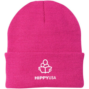HIPPY USA  Embroidered  Knit Cap