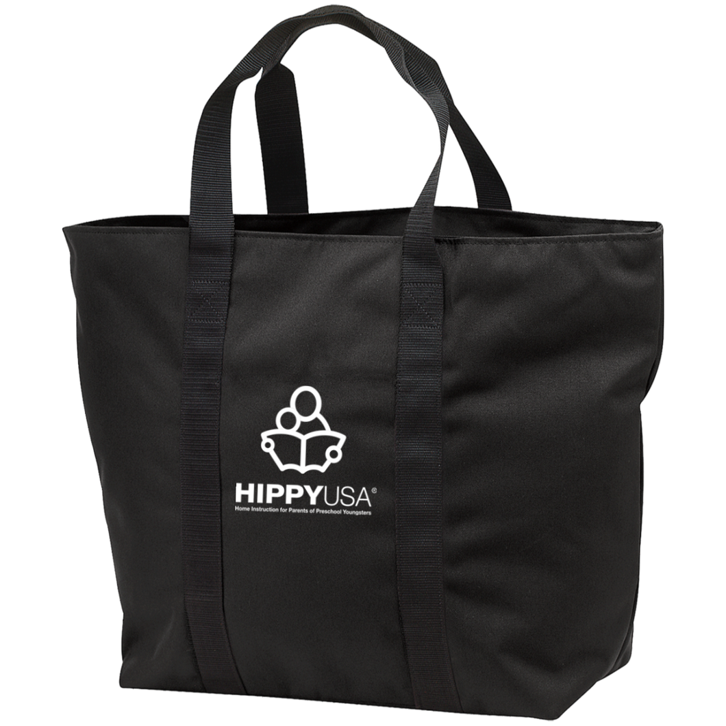 HIPPY USA All Purpose Tote Embroidered Bag