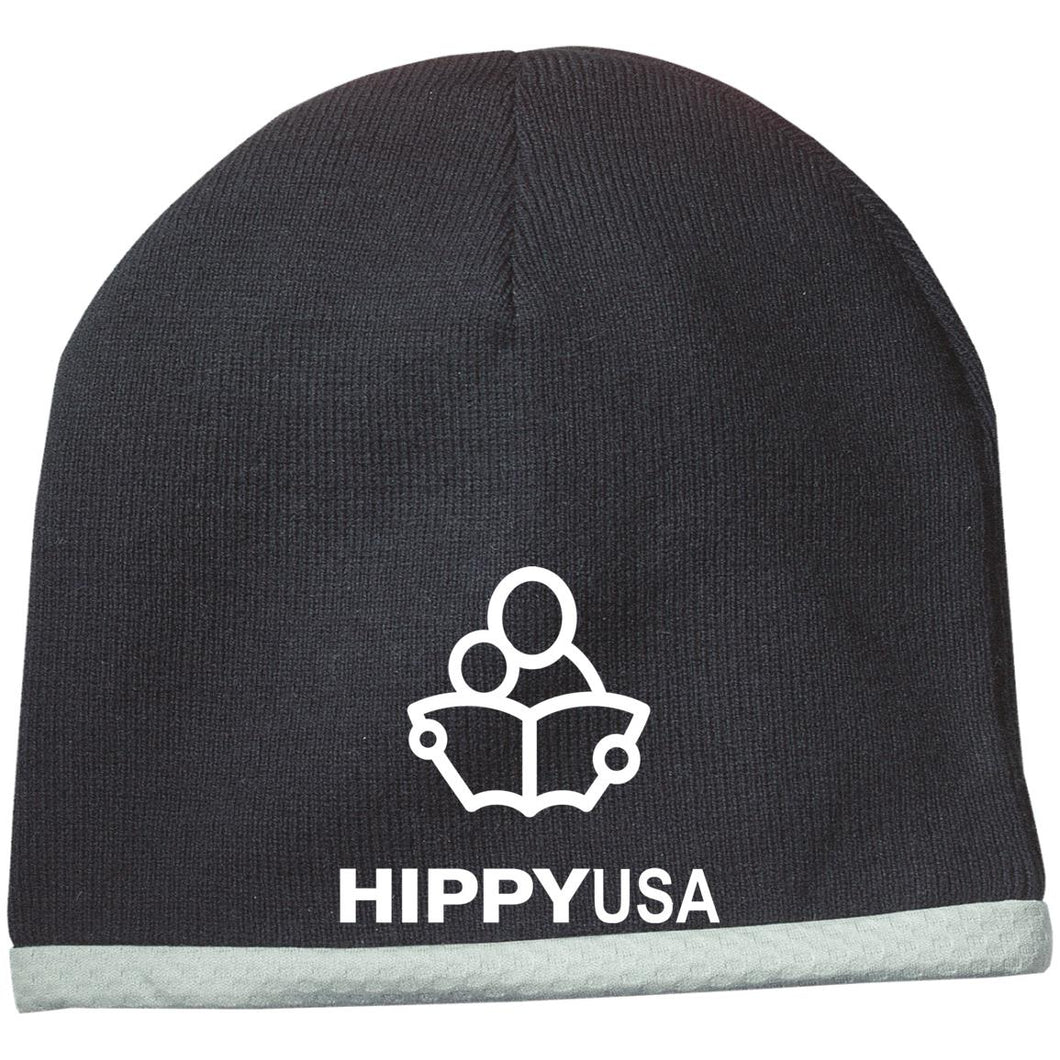 HIPPY USA  Embroidered  Performance Knit Cap
