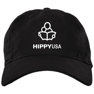 HIPPY USA  Embroidered Twill Unstructured Dad Cap