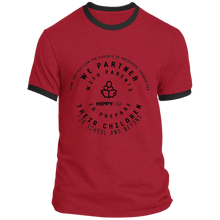 Load image into Gallery viewer, Mission Stamp Men's  Ringer Tee