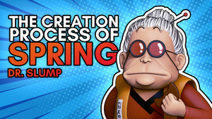 Sculpting Spring from Dr. Slump