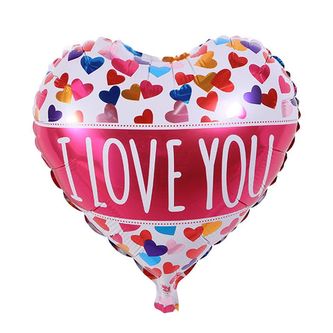 Ballon Gonflable Coeur