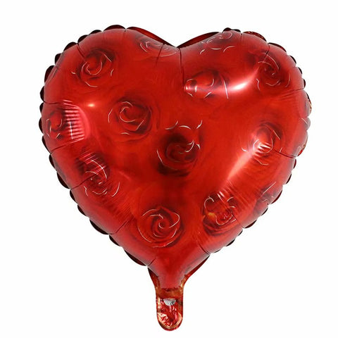 Ballon Rose Coeur