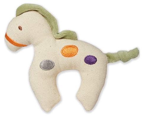 Canvas Knit Teether - Pony