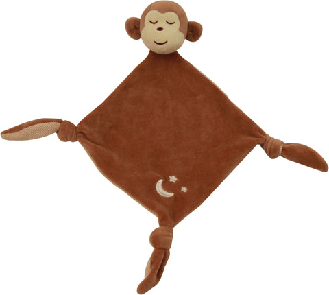 Sleepytime Lovie -  Brown Monkey