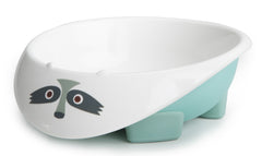 Eco Bowl - Light Blue Raccoon