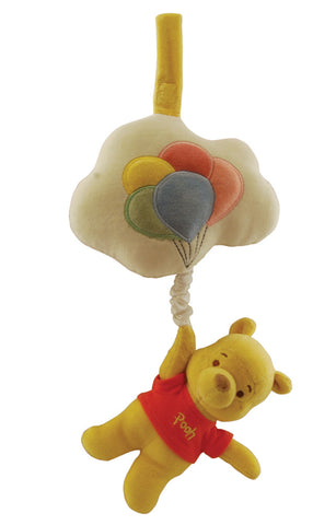 Winnie the Pooh Musical Pull Toy