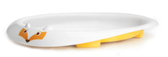 Eco  Plate - Yellow Fox